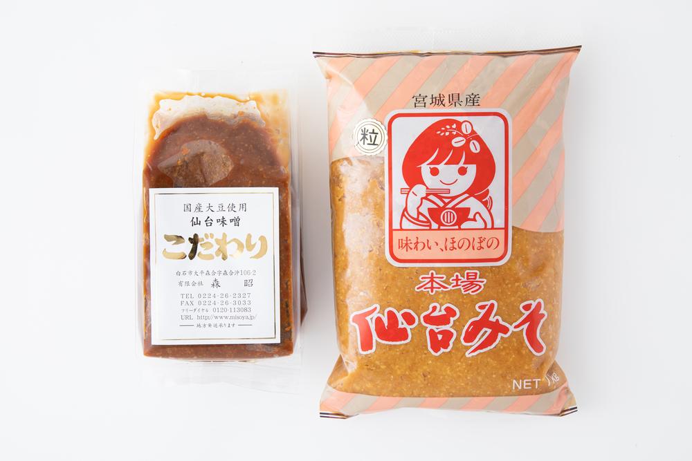 森昭のお味噌
